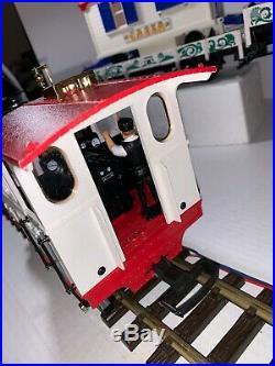LGB 72910 G Scale Circus Train Set