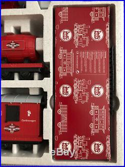 LGB 72940 Fire Train Set