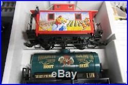 LGB 72997 Warner Bros Train Set BRAND NEW! (Made in Germany)