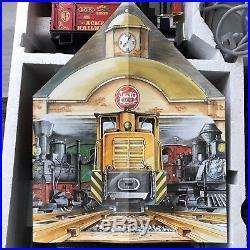 LGB 72997 Warner Brothers Looney Tunes Acme Railway Train Set