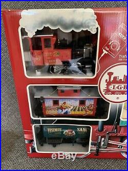 LGB 72997 Warner Brothers Looney Tunes Acme Railway Train Set New in Box NIB