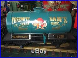 LGB #72997 Warner Brothers Looney Tunes Acme Railways Ltd Ed. Train Set Complete