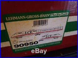 LGB 90950 LCE Lehmann City Express Train Set G-Scale