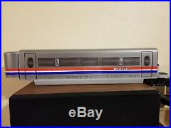 LGB 91950 AMTRAK HIGH SPEED TRAIN SET G SCALE WithBOX & INSTRUCTIONS