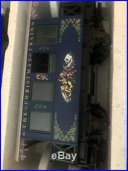 LGB Blue Christmas Train Set 72545