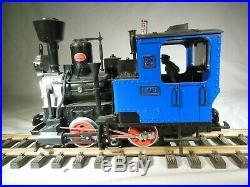LGB Blue Train Set G Scale