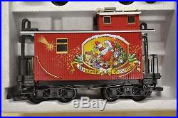 LGB CHRISTMAS TRAIN SET 72550 Lehmann Gross Bahn Christmas Train Set With Option