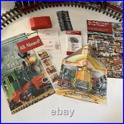 LGB Christmas Train Set #72560 weihnachtszug big train
