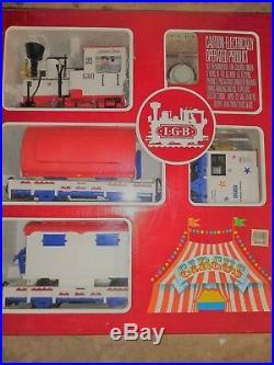 LGB Circus Train Set 72910 Garden Train