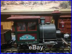 LGB Disney Big Thunder Mountain Railroad Train Set 92315