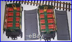 LGB G Marshall Fields train set #20534 MF Vintage