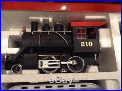 Lgb G Scale Model Railroad Train Set # 72324 Denver Rio Grande In Box
