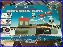 LGB G SCALE TRAIN SET, Extra Car and Accessories