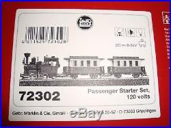 LGB G Scale 723002 Stainz Passenger Starter Train Set NEW IN BOX