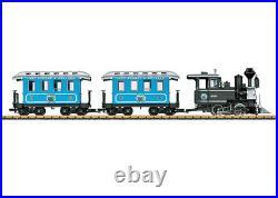 LGB G Scale American Passenger Train Set
