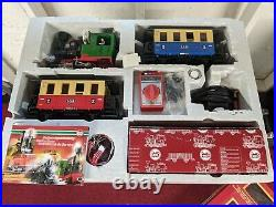 LGB G Scale Train Set & Extra track