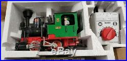 LGB LEHMANN G-Scale 72302 Train Set, OB Runs! Works