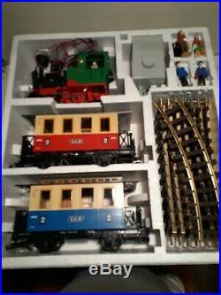 LGB Lehmann G Scale 72301 Passenger Train Set Made in Germany