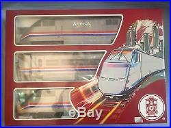 LGB Lehmann G Scale Amtrak High Speed Electric Passenger Train Set 91950 withBOX