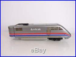 LGB Lehmann G Scale Amtrak High Speed Electric Passenger Train Set Item 91953