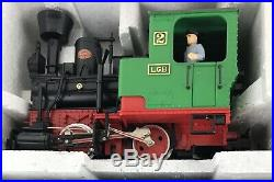 LGB Lehmann Gross Bahn THE BIG TRAIN #20301 US Starter Set G Scale West Germany