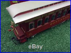 LGB Lehmann Locomotives 4 Train Set 1671-63