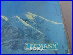 LGB Lehmann Rigi Electric 900e Cable Car set G-Scale Train as is boxed