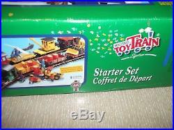 LGB Lehmann Starter Set G Scale Toy Train Santa North Pole Express 92550