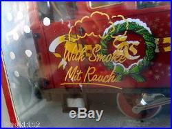 LGB Lehmann Starter Set G Scale Toy Train Santa North Pole Express 94775