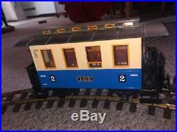 LGB Lehmann THE BIG TRAIN #20301 Starter Set G Scale Tech II Railmaster 2400