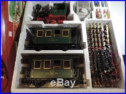 LGB Marshall Field's Train Set 20534 MF G Scale