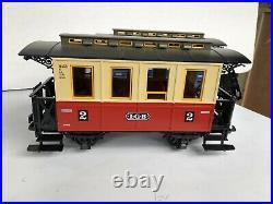 LGB Passenger Train Set #72301
