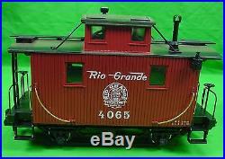 LGB Rio Grande Starter Train Set (#20087) Complete EUC