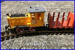 LGB Spur G Lehmann-Großbahn / Gartenbahn The Big Train SET OVP GEPRÜFT