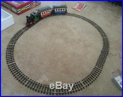 LGB /The Big Train /20301/Passenger Train Set/Lehmann Gross Bahn/In Box/Working