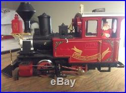 LGB Train, Christmas Set, Model # 72555