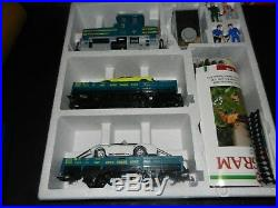 LGB Train Set #72520, New In Box, With Trafo Included, 230 V Or 110 V Controller