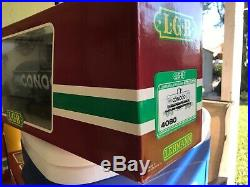 LGB Train Set CONOCO 4080