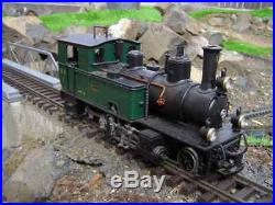 LGB Trains 29271 RhB 125 year anniversary steam SET with Zimo DCC and sound RARE