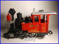 LGB Warner Bros. Acme Railways Train Set Local Pickup