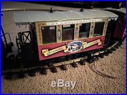 LGB Weihnachts Zug The Christmas Train Set boxed GREAT CONDITION LOT