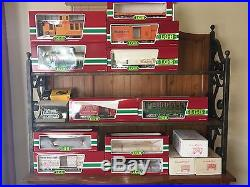 LGB Wilson Bros. Circus Train Complete Set Very Rare Serial #1800