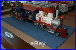 LGB Wilson Bros. Circus Train Complete Set with Certificate