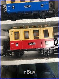 LGB the big train set Lehman Gross Bahn