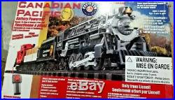 LIONEL Canadian Pacific G-Gauge Battery-operated Train Set #7-11399 New open box