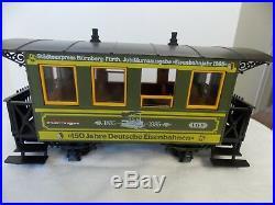 L. G. B. 1985 The Big Train 150 Jahre Deutsche Eisenbahnen Set #20530