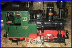 L. G. B. (Lehmann-Gross-Bahn) 20401 Zugpackung Train Set #1 Locomotive RARE GERMANY
