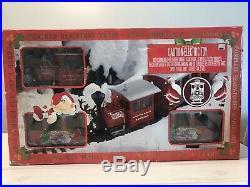 L G B Rudolph Edition Train Set