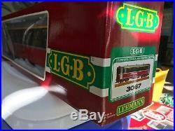 L. G. B. Train Set RhB Rhatische Bahn 3067
