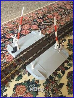 Large LGB G Scale Model Train Set. Locos, Cars, Track & More